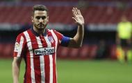 Đấu Liverpool, Koke khẳng định quyết tâm của Atletico Madrid