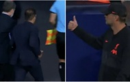 Diego Simeone từ chối bắt tay, Jurgen Klopp nói gì?