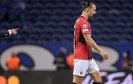 Ibra chỉ trích toàn đội AC Milan
