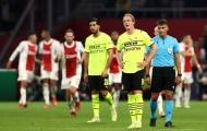 'Sau khi thua 0-2, chúng tôi đã từ bỏ'
