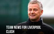 Đội hình M.U đấu Liverpool: 3 cú sốc lớn xuất hiện; 1 cái tên trở lại