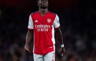 Thay Saka, Arsenal đã có tài năng chạy cánh đấu Aston Villa