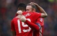 Man Utd tìm thấy người thay Rooney phá lưới Liverpool