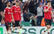 Những vấn đề Man United cần giải quyết ngay trước đại chiến Liverpool