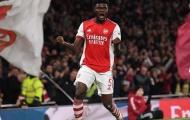 Partey gửi thông điệp sau bàn thắng đầu tiên ở Arsenal