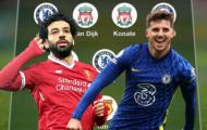 Đội hình tiêu biểu vòng 9 NHA: Bộ ba lập hat-trick; Đôi cánh Chelsea