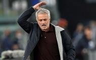 Mourinho lên tiếng về trận cầu 'độc nhất vô nhị' với 2 thẻ đỏ cho HLV