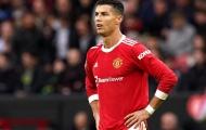 Ronaldo gửi thông điệp đến NHM Man Utd sau trận Liverpool