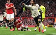 Thông số Man Utd 0-5 Liverpool: Hàng thủ lỗi nhất giải; Ronaldo ôm hận lần 2