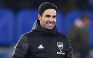Arteta ca ngợi 3 'bậc thầy dẫn đường' của Arsenal