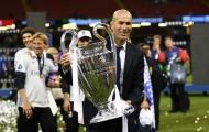 HLV mới của Man Utd không thể là Zinedine Zidane