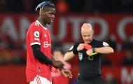 Pogba lên tiếng sau chiếc thẻ đỏ trận Liverpool