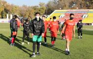 U22 Việt Nam làm quen sân Dolon Omurzakov, sẵn sàng cho VL châu Á 2022