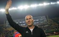 Zinedine Zidane biết điều thực tế tại Man Utd