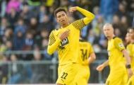 Dortmund đặt giá cao ngất ngưỡng cho mục tiêu của Liverpool