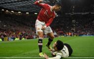 'Ronaldo may mắn thoát thẻ đỏ ở trận Liverpool'