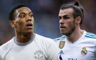 Bale, Martial hay ai khác nữa sẽ đến Tottenham trong những ngày cuối của phiên chợ Hè?