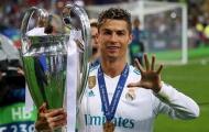 Ronaldo: 'Hãy đổi tên giải đấu thành CR7 Champions League'