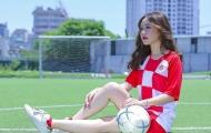 Nữ sinh 10X Hà thành dự đoán Croatia thắng 2 - 0 trước Nga
