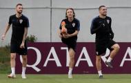 Nga sẽ kéo Croatia đến chấm 11 m?