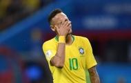 Brazil bị loại ở World Cup 2018 là bởi… vận đen của Neymar?