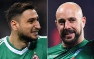 Serie A: Những cuộc cạnh tranh khốc liệt đến từ vị trí... thủ môn