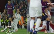 'Suarez xứng đáng dính thẻ đỏ trong trận siêu kinh điển với Real'