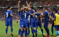 Bóng đá Thái Lan gặp biến động lớn trước thềm AFF Cup 2018