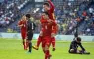 CĐV Thái dành tình cảm đặc biệt cho Công Phượng, Quang Hải