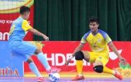 Lượt 11 giải futsal VĐQG - Mưa bàn thắng derby phố Biển, Sanatech Khánh Hòa đòi nợ lượt đi