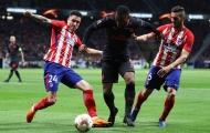 Muốn vô địch, Atletico cần khóa chặt hai cánh Marseille