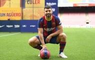 Sergio Busquets, Jordi Alba giảm lương để Barcelona đăng ký Aguero