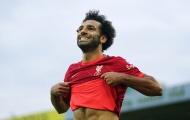 Salah san bằng kỷ lục khủng của Gerrard tại C1