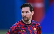 'Tôi sẽ rất vui nếu Man City được Messi lựa chọn'