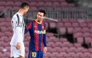 Ronaldo có khả năng đối đầu Messi