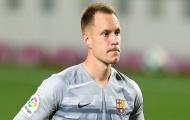 Ter Stegen thừa nhận Barca đang gặp hai vấn đề
