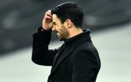 'Arsenal khó có thể vào top 4'