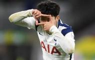 XONG! Spurs định đoạt tương lai Son Heung-min