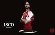 BLĐ gật đầu, Arsenal đón 'ảo thuật gia thành Madrid' ngay trong tháng Một?