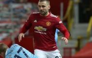 Thua 3 trận bán kết, Luke Shaw khẳng định sự thật đau lòng về Man Utd