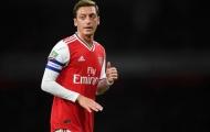 XONG! Xác nhận cái tên tiếp theo rời Emirates, Arsenal chốt tương lai Ozil quá chóng vánh
