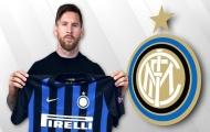 'Bom xịt' Man Utd hiến kế giúp Inter Milan thâu tóm Messi