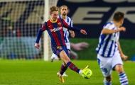 De Jong: 'Tôi cảm giác Barca không muốn để mình trở thành cầu thủ chủ chốt'