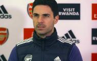 Thua Wolves, Mikel Arteta nói 3 chữ với các học trò trong phòng thay đồ