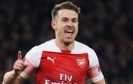 Trở lại London, nhưng bến đỗ mới của Ramsey không phải là Arsenal?