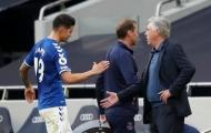Ancelotti tiết lộ cách đối phó hàng tiền vệ quá mạnh của M.U