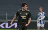 Man Utd bất ngờ định đoạt tương lai Daniel James gây sốc