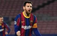 'Cú lừa Messi' xuất hiện tại Man City