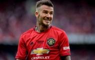 Học theo Sir Alex, Beckham thâu tóm Messi và Ronaldo