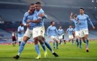 14 thống kê Man City 4-1 Wolves: Arsenal bị hạ bệ; Man City quá 'bá đạo'